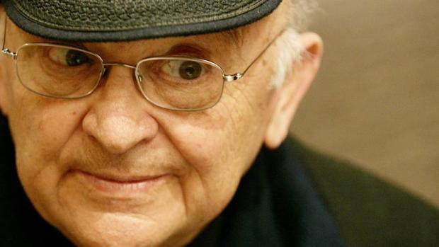 El escritor judío Aharon Appelfeld, recientemente fallecido