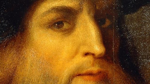 Supuesto retrato de Leonardo