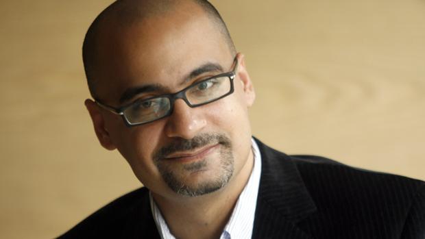 El escritor Junot Díaz