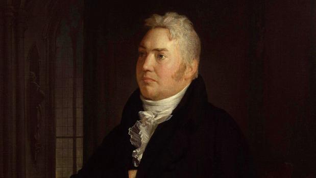 Samuel Taylor Coleridge retratado por Washington Allston