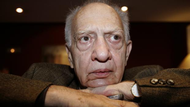 El escritor mexicano Sergio Pitol