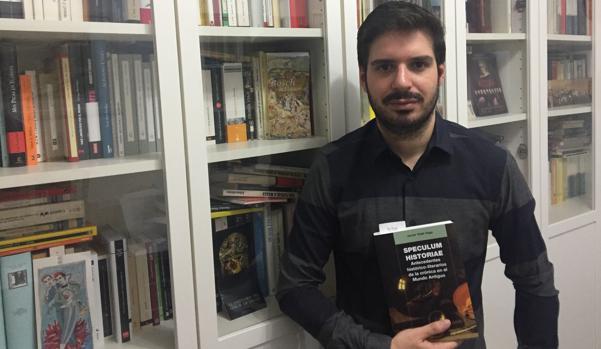 Javier Vidal Vega ha realiza un enorme trabajo de investigación, que ahora ve la luz en «Speculum historiae»