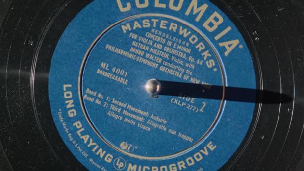 El primer LP de la historia, publicado en 1948