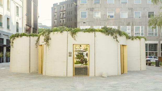 Casa impresa en 3D de Massimiliano Locatelli