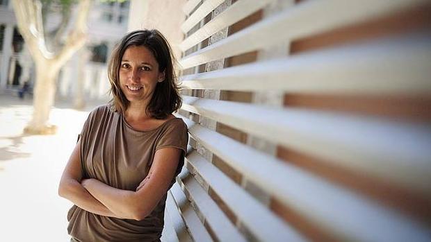 La escritora mallorquina Llucia Ramis