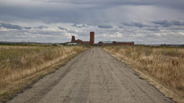 Carretera a Villibañe (León)