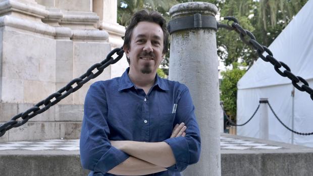 El escritor argentino Pedro Mairal