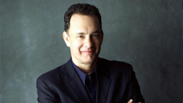 El actor Tom Hanks
