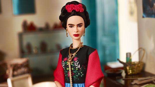 La Barbie de Frida Kahlo prohibida en México