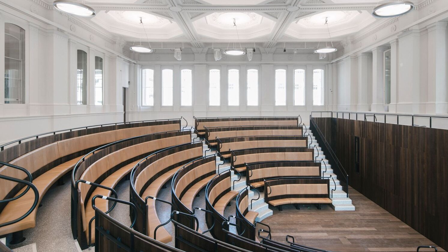 Imagen del Benjamin West Lecture Theatre