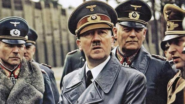Imagen de archivo de Adolf Hitler