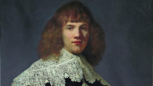 La pintura «Retrato de un joven caballero»