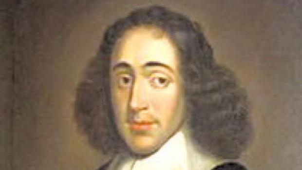 El pensador holandés Baruch Spinoza (1632-1677)