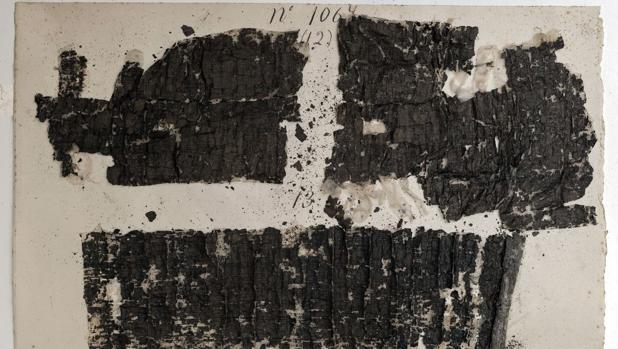 La Biblioteca Nacional de Nápoles (sur) ha anunciado el hallazgo de unos fragmentos de un manuscrito sobre la Historia de Roma de Séneca el Viejo
