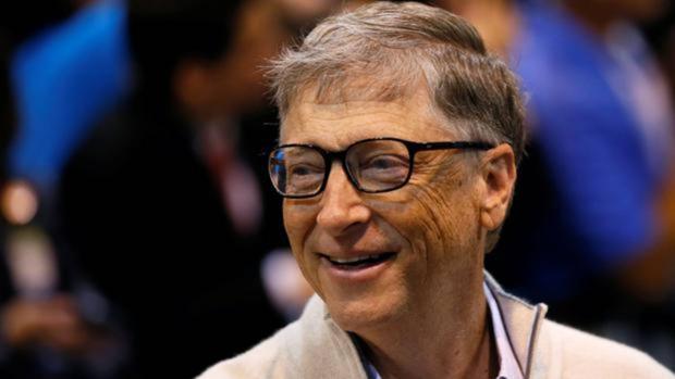Bill Gates en una de sus últimas apariciones públicas