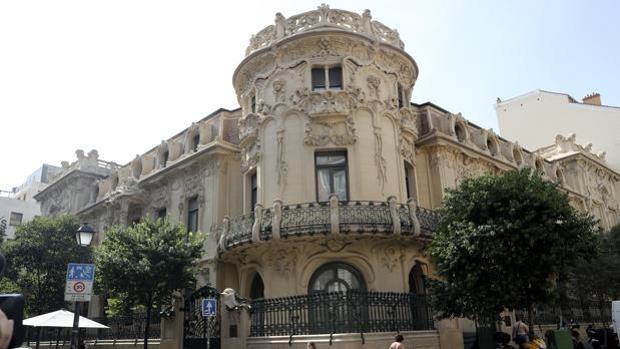 Sede de la SGAE en Madrid