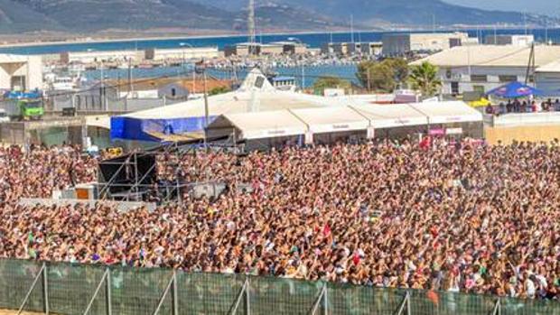 Miles de personas disfrutaron de la cita