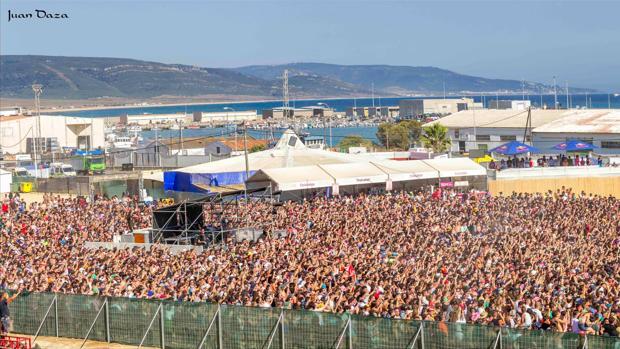 Miles de personas se dieron cita durante la pasada semana en un festival que ya es un referente en la provincia de Cádiz.