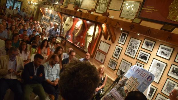 Ayer se presentaron los carteles de la nueva temporada taurina de El Puerto en el museo José Luis Galloso de la ciudad