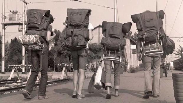 Imagen del documental «40 Years on Track, con el que se conmemoró el nacimiento del Interrail en 1972