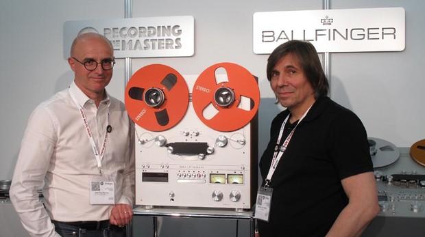 Jean-Luc Renou y Roland Schneider