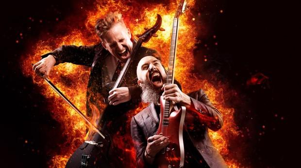 El dúo suizo, Mozart Heroes, presenta por primera vez gira en España.