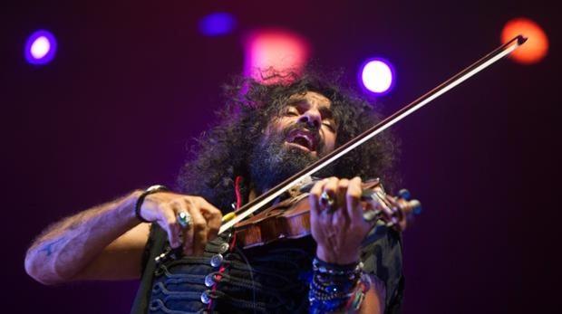 Ara Malikian en concierto.
