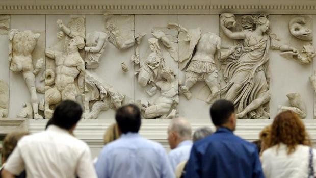 La octava maravilla de la Antigüedad reabre sus puertas en Berlín