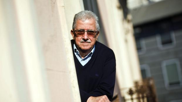 El historiador en una foto de archivo de 2011