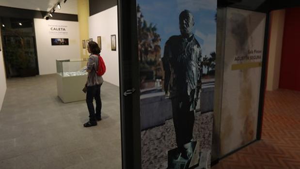 La exposición ya está disponible en el Museo de Chiclana