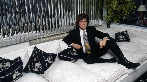 Camilo Sesto, en una imagen de archivo