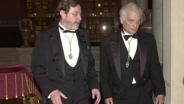 Juan Luis Cebrián, sobre sus intenciones de dirigir la RAE: «Me sentiría inmensamente honrado»