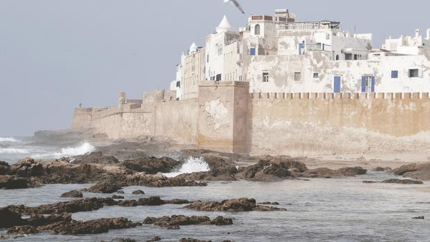 Los restos del barco han sido hallados en la playa de Esauira, al sur de Marruecos
