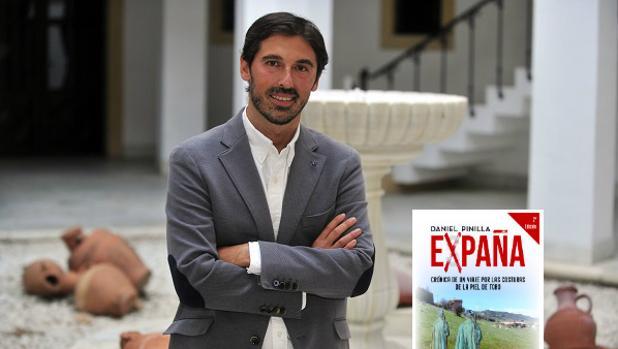 Dani Pinilla ha publicado su libro 'Expaña'.