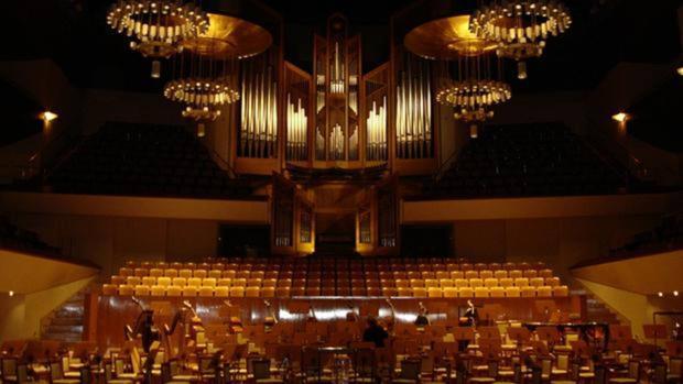 Sala Sinfónica del Auditorio Nacional