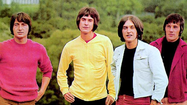The Kinks, en una imagen de 1968, año de publicación del disco