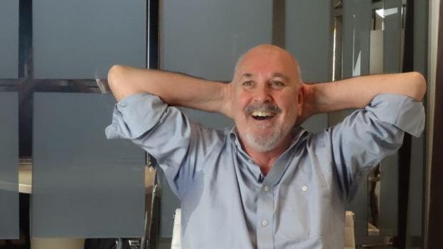 El productor Chris Thomas, en una foto reciente