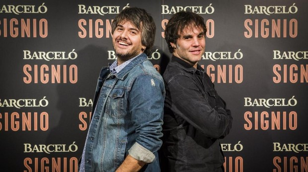 Daniel Marco y José Krespo en la experiencia PROM PARTY 2018 de Ron Barceló Signio