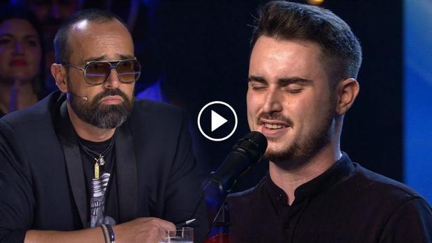 Martín Fernández, en Got Talent