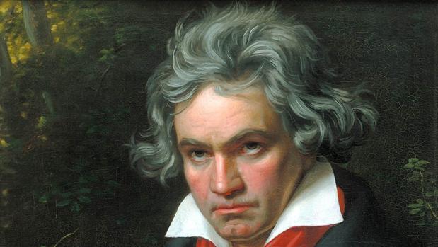 Retrato realizado por Joseph Karl Stieler en 1820
