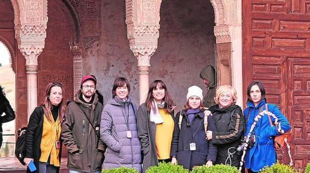 Arte(sanía) en torno a la Alhambra