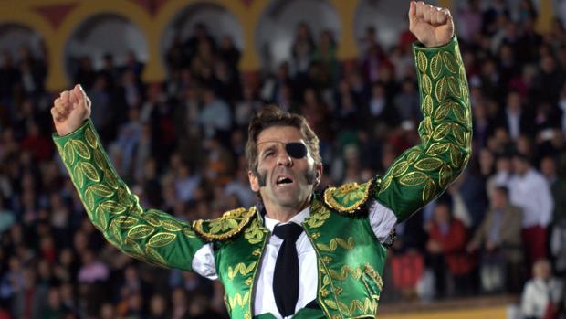 La imagen de la victoria de Juan José Padilla en Olivenza