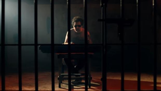 Una imagen del videoclip de «Tránsito Lento»