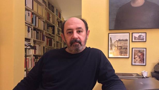 Adolfo García Ortega: «El nacionalismo es lo más refractario al pensamiento»