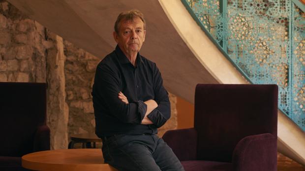 Lemaitre, fotografiado en un hotel de Arlés