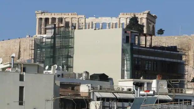 La Acropolis se blinda: no se podrán construir grandes edificios en la zona