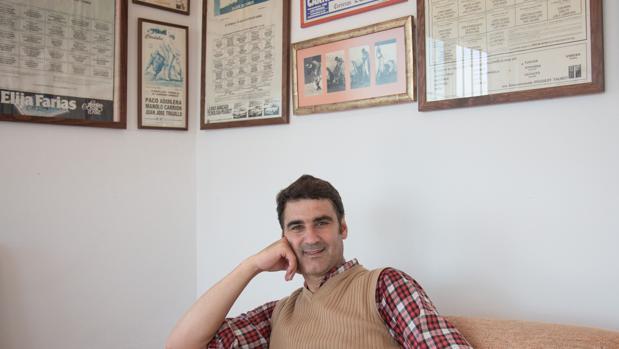 El torero de Ubrique se vestirá de luces de nuevo en Morón de la Frontera
