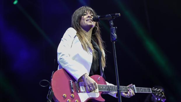 Vanesa Martín cumplió con las expectativas en su concierto de anoche en Sevilla