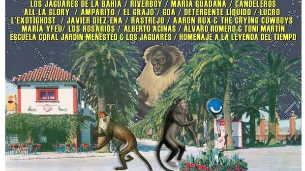 El Monkey Weekend tomará El Puerto en junio
