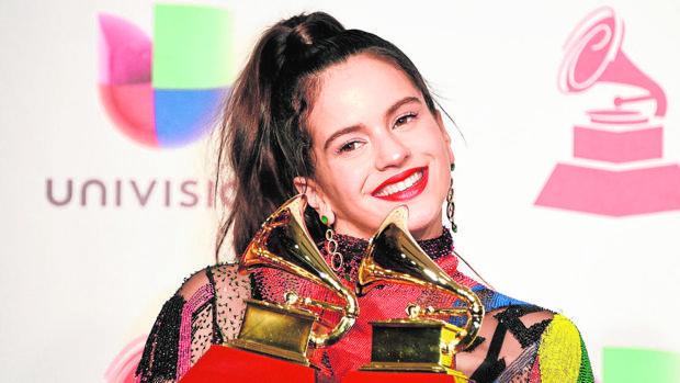 Rosalía actuó en El Puerto pocos meses antes de saltar a la fama con 'Malamente'